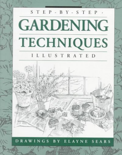 Step-by-Step Gardening Techniques cover