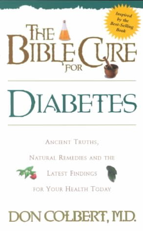 The Bible Cure For Diabetes (Health and Fitness) cover