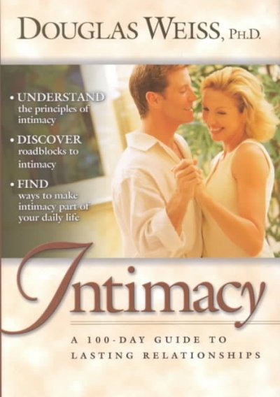 Intimacy: A 100 Day Guide To Lasting Relationships cover