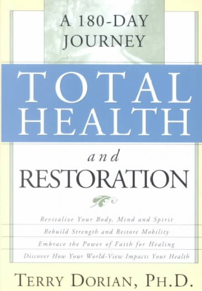 Total Health And Restoration: A 180-Day Journey cover