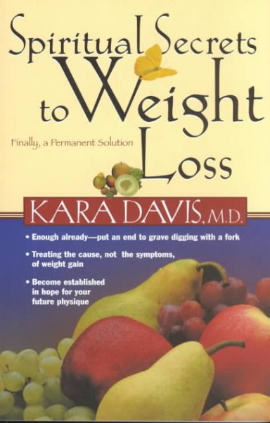 Spiritual Secrets to Weight Loss: Finally,  a Permanent Solution cover