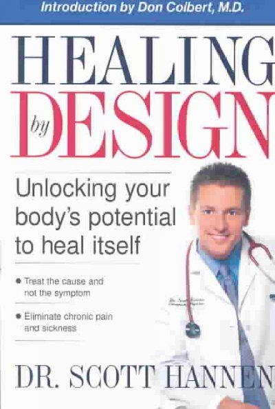 Healing By Design: Unlocking your body's potential to heal itself cover
