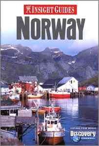 Insight Guide Norway (Insight Guides) cover