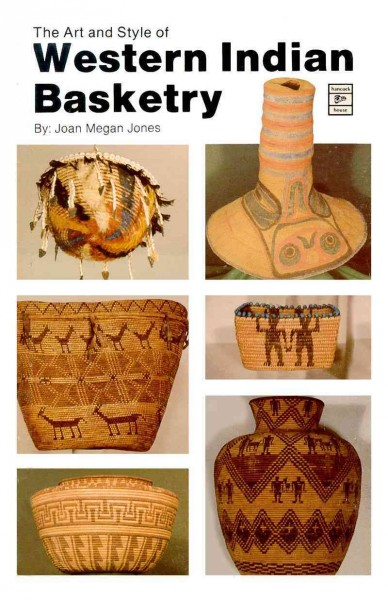 The Art and Style of Western Indian Basketry cover