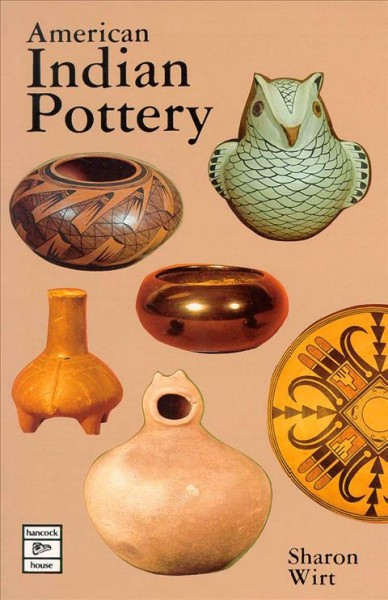American Indian Pottery cover