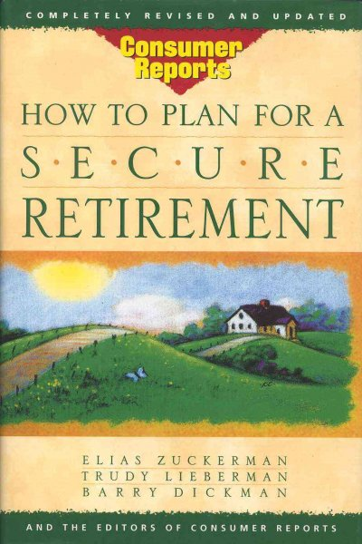 How to Plan for a Secure Retirement: Revised Edtion cover