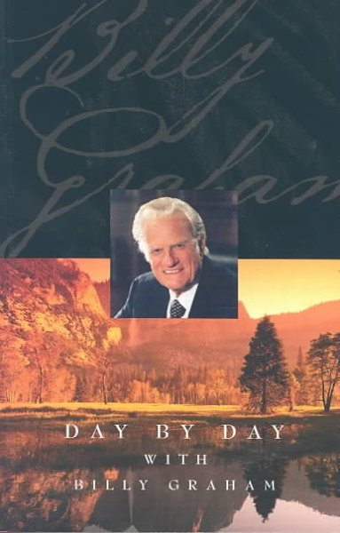 Day by Day With Billy Graham cover