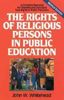 The Rights of Religious Persons in Public Education cover