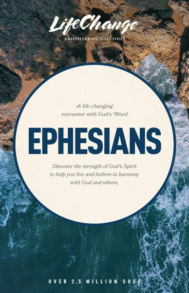 Ephesians (LifeChange) cover