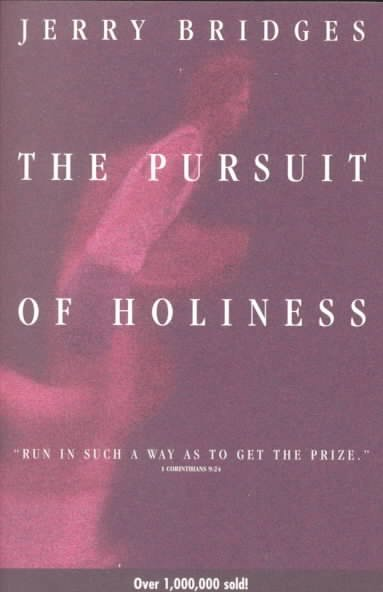 The Pursuit of Holiness cover