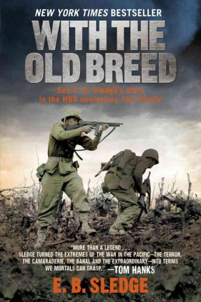 With the Old Breed: At Peleliu and Okinawa cover