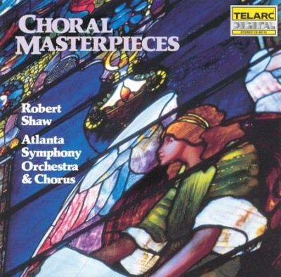 Choral Masterpieces cover