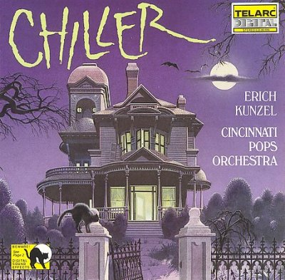 Chiller cover