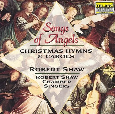 Songs of Angels - Christmas Hymns and Carols cover