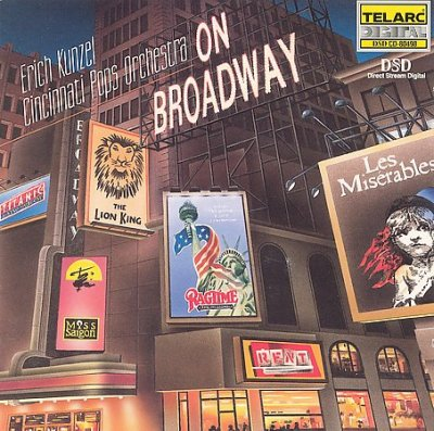 On Broadway cover