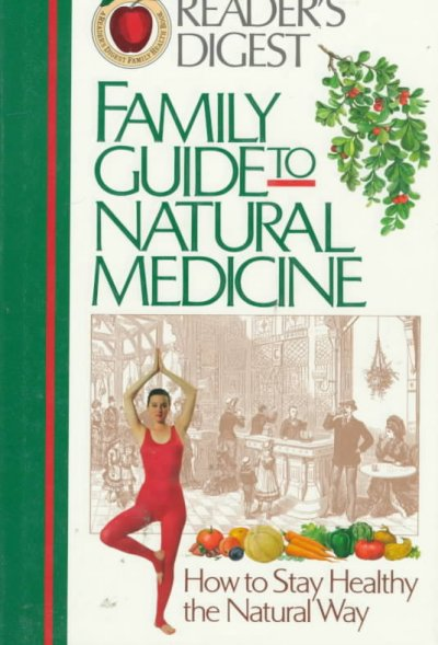 Family Guide to Natural Medicine cover