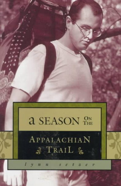 A Season on the Appalachian Trail cover