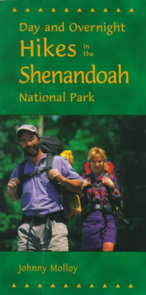 Day and Overnight Hikes in Shenandoah National Park cover
