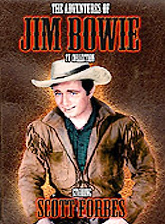 The Adventures of Jim Bowie: TV Collection cover
