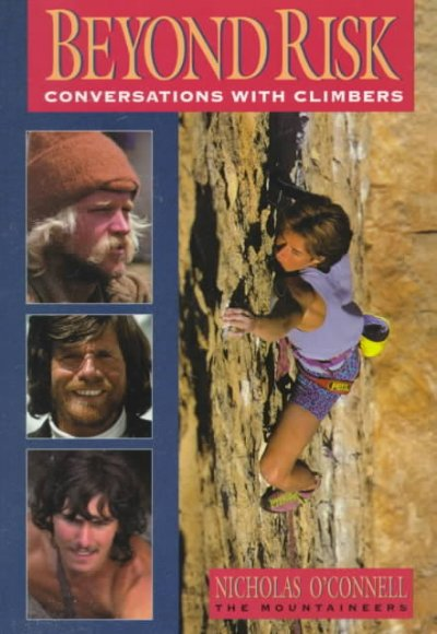 Beyond Risk: Conversations With Climbers cover