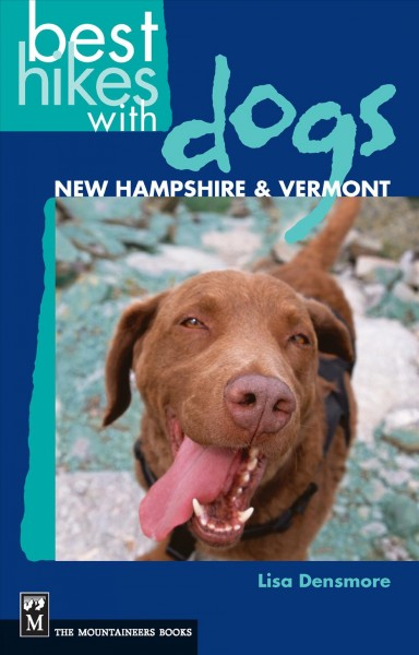 Best Hikes with Dogs New Hampshire and Vermont cover