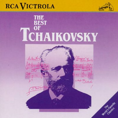 The Best Of Tchaikovsky cover