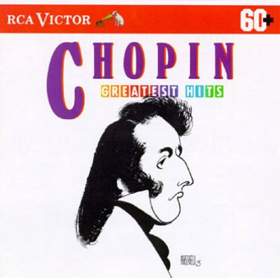 Chopin - Greatest Hits cover