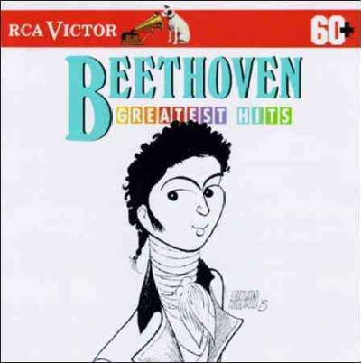 Beethoven Greatest Hits cover