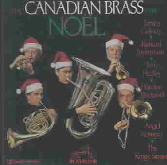 The Canadian Brass Noel with Guest Stars cover