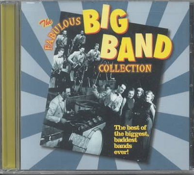 The Fabulous Big Band Collection cover