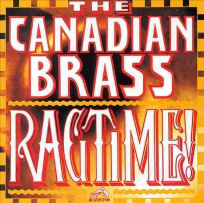 Ragtime! cover