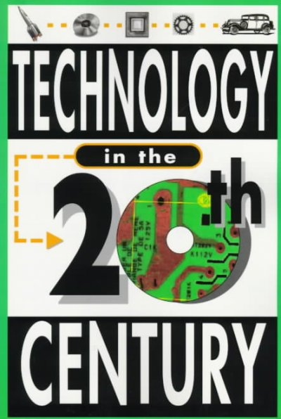 Technology in the 20th Century (20th Century Series) cover