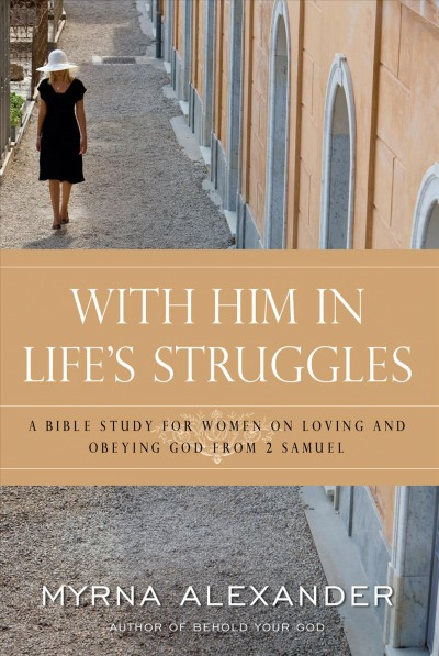 With Him in Life's Struggles cover