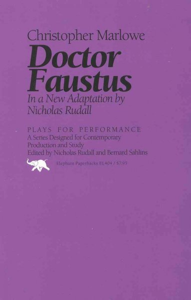 Doctor Faustus (Plays for Performance Series) cover