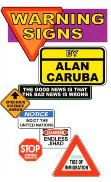 Warning Signs: The Good News is that the Bad News is Wrong cover