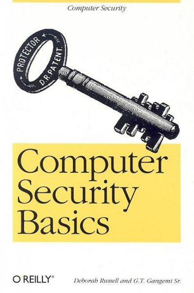 Computer Security Basics cover