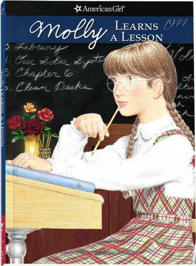 Molly Learns a Lesson (American Girl Collection) cover