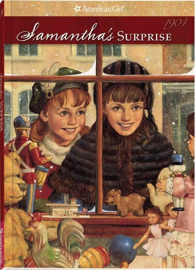 Samantha's  Surprise (American Girl Collection) cover