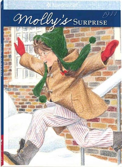 Molly's Surprise: A Christmas Story, Book Three (The American Girls Collection) cover