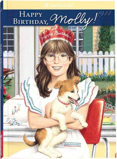 Happy Birthday, Molly! (American Girl Collection) cover
