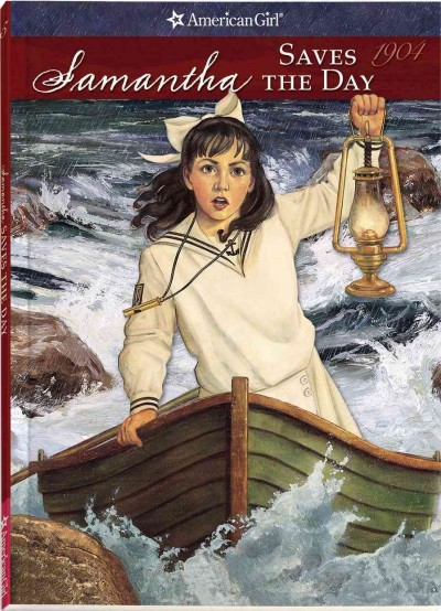 Samantha Saves the Day (American Girl Collection) cover