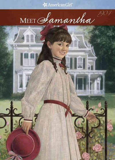 Meet Samantha: An American Girl (American Girls Collection, Book 1) cover