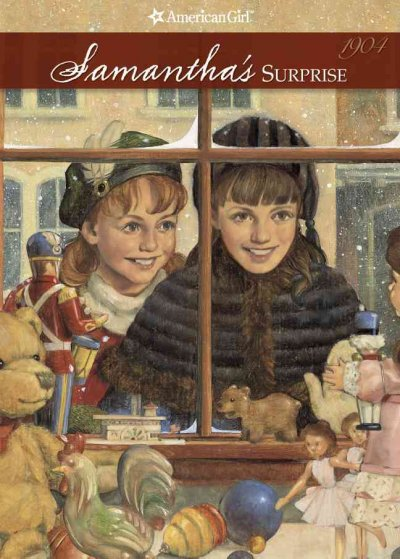 Samantha's Surprise: A Christmas Story (American Girl Collection) cover
