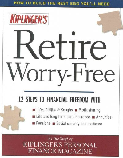 Retire Worry-Free: Third Edition cover