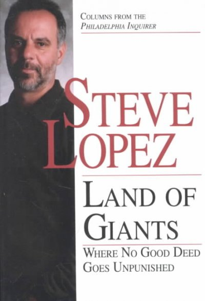 Land of Giants: Where No Good Deed Goes Unpunished cover