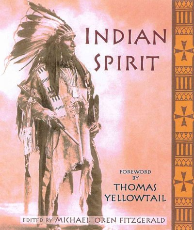 Indian Spirit (Sacred Worlds Series) cover