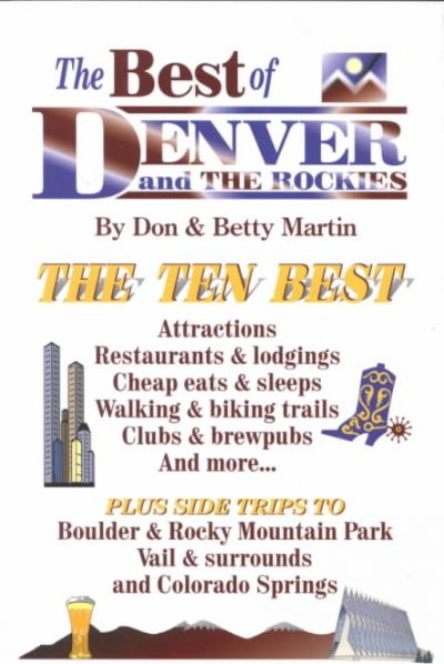 The Best of Denver and the Rockies: cover