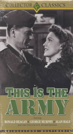 This Is the Army [VHS] cover