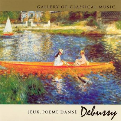Gallery Of Classical Music: Ponchielli, Debussy & Weber cover