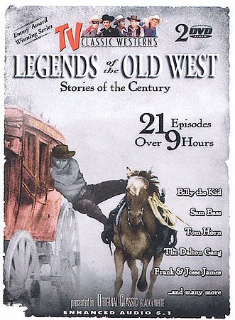 Legends of the Old West, Vol. 2 cover